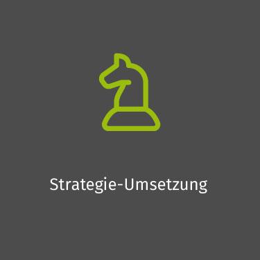 Strategie-Umsetzung